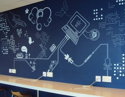 NOKIA OFFICE BRANDING