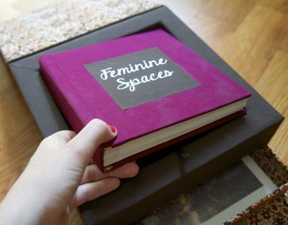 Feminine Spaces Box & Book