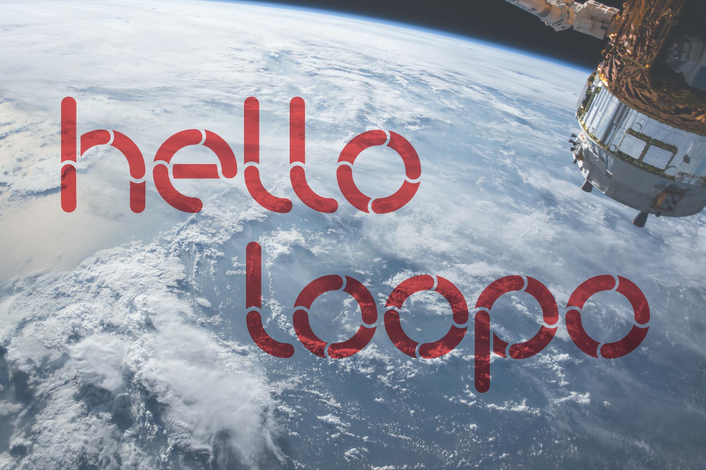 Loopo Typeface