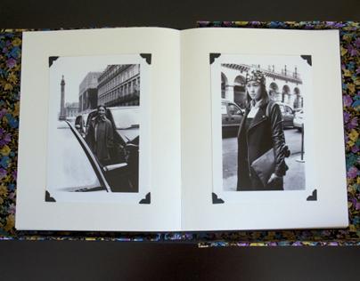 Paris Fashion Week Book & Clamshell Box