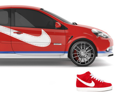 Shoes Car