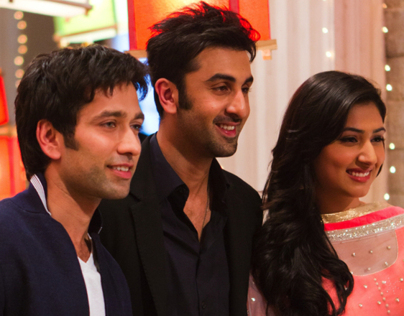 Ranbir & Nakuul on PKDH (Part2)