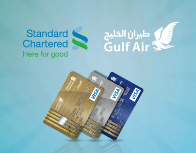 Standard Chartered Bank Falcon Flyer Visa Credit Card