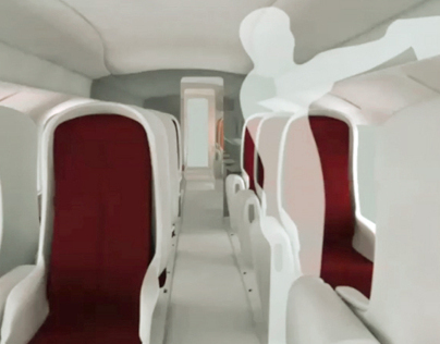 AGV - Train Interior Concept
