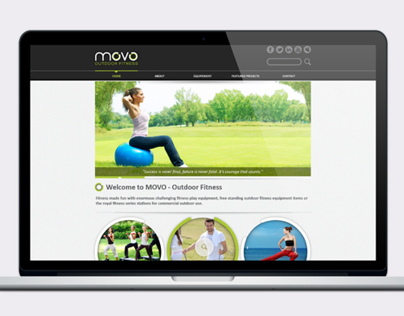 Movo - Outdoor Fitness