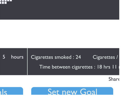 Quit Smoking - Application