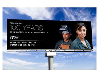 Centennial Ad Campaign