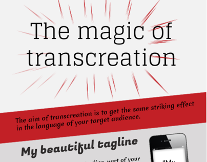 Infographic The magic of transcreation