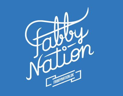Logo for Fabbynation
