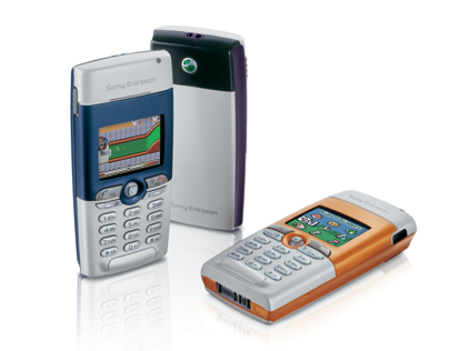 Sony Ericsson – T310 Gaming Phone