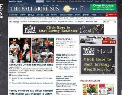 BaltimoreSun.com Advertisements