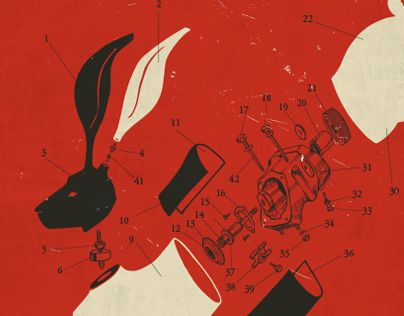 Dutch Hare - Show Posters