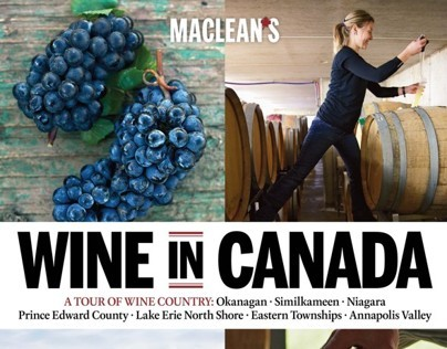 Maclean's Wine In Canada, Special Edition
