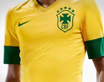 Minimalist Design - Brazilian teams Soccer Jerseys