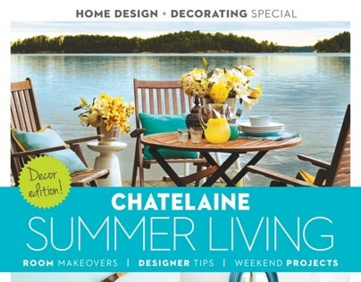 Chatelaine Summer Living, Special Edition