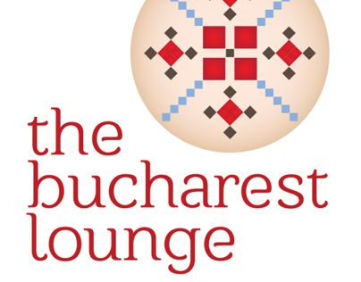 The Bucharest Lounge - Visual Identity