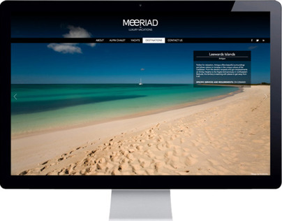 Web Design- Meeriad
