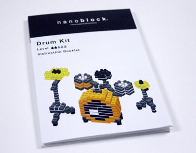 Nanoblock Instructions