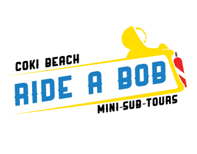 Logo- Ride A Bob (mini Submarine)