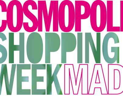Cosmopolitan Shopping Week 2013