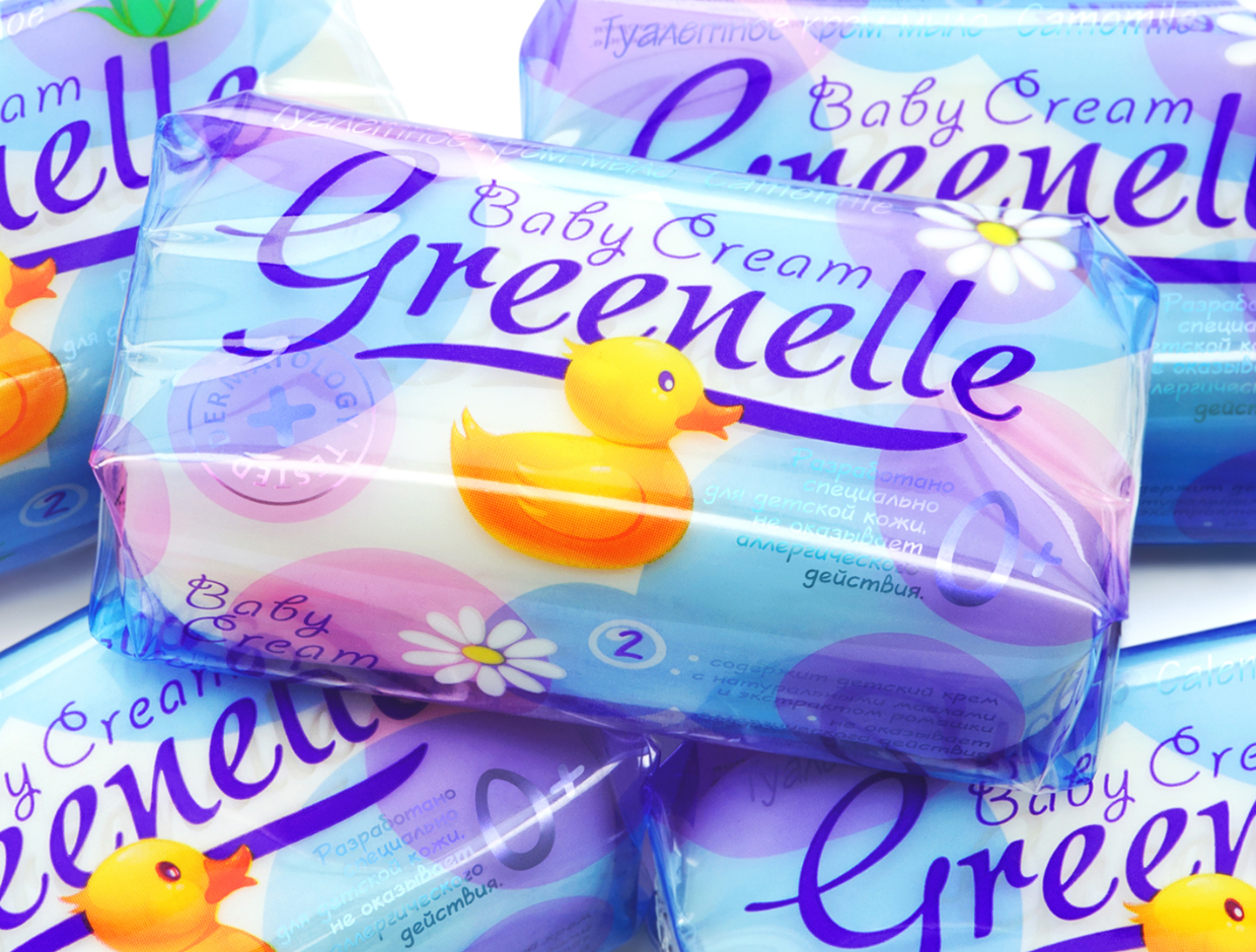 Soap «Greenelle»