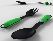 Salad Spoon