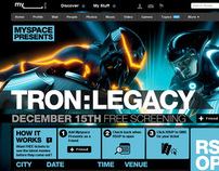 Myspace Presents - Tron Legacy