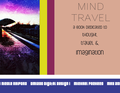 MIND TRAVEL--GRAPHIC BOOK