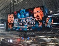 Pacquiao vs. Margarito Event Graphics