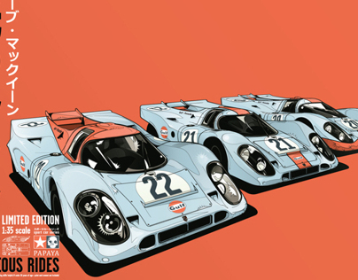 KAKO | RIGHTEOUS RIDES - LE MANS