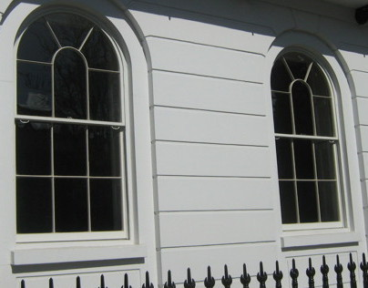 Single Glazed Sash Windows