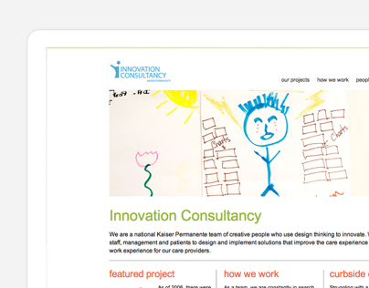 Inovation Consultancy / Kaiser Permanente