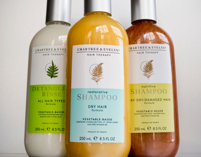 CRABTREE & EVELYN PACKAGING