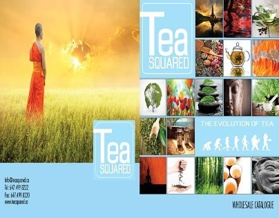 Catalogue for Tea Squared