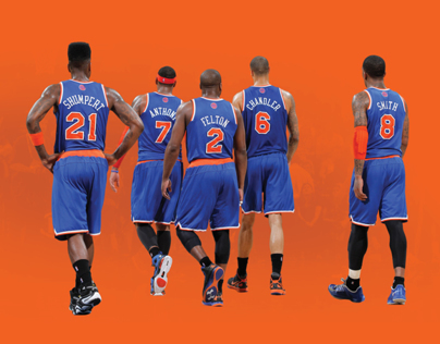 NY Knicks 2013 Playoff Collateral