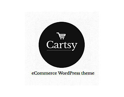 Cartsy - e-Commerce WordPress Theme