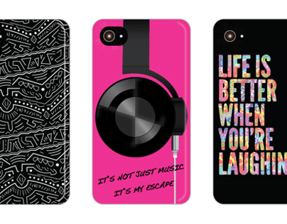 iPhone Case Design Concepts
