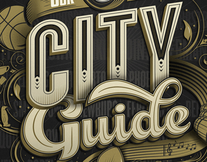 Cover for Louisville Magazines City Guide