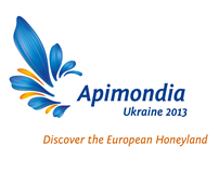 "International Beekeepers Congress ""Apimondia 2013"" Logo"