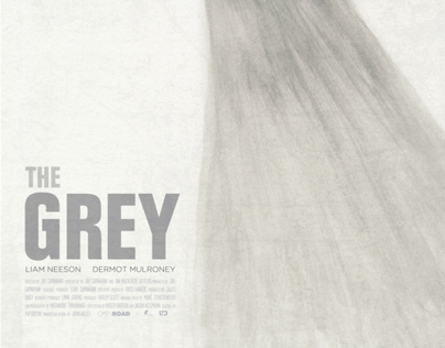 The Grey - Film Poster