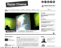 Remix Cinema Conference, University of Oxford