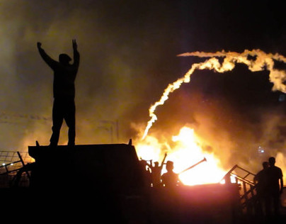 WatchGezi [raw from the Turkish resistance] #occupy