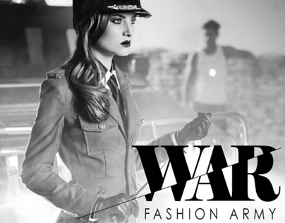 WAR Fashion Army