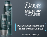 Unilever | Dove Men+Care