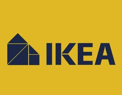 IKEAs logo redesign