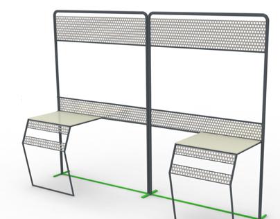 Furniture Display Stand