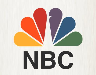 Logo Animation of NBC