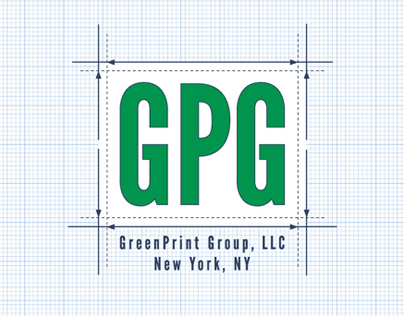GreenPrint Group Logo and Business Card