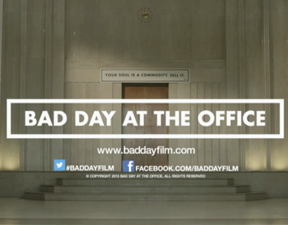 Bad Day at the Office - Kickstarter Teaser Trailer