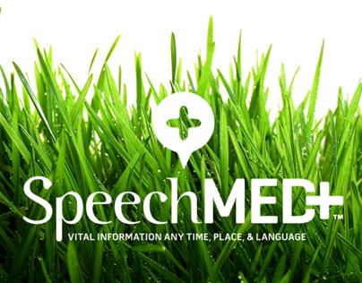 SpeechMedPlus Brand Identity